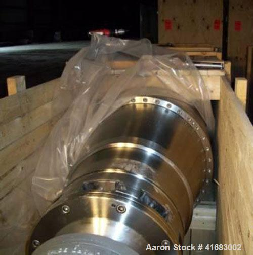 Unused-Alfa Laval NX-706 Super-D-Canter Centrifuge, stainless steel construction (product contact areas), max bowl speed 280...