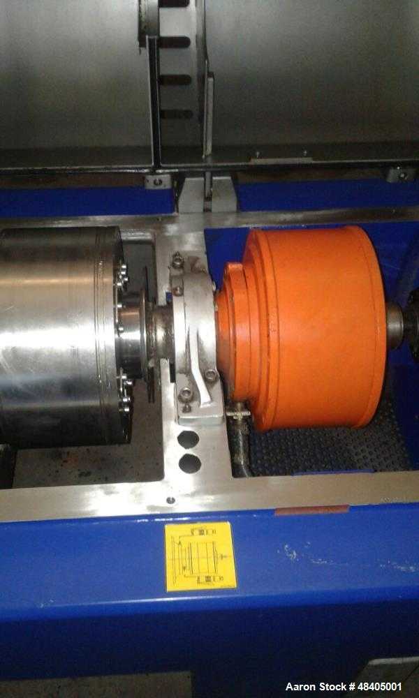 Used- Alfa Laval NX-912 Solid Bowl Decanter Centrifuge