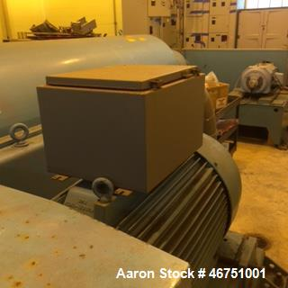 Used- Alfa Laval/Sharples XM-706 Super-D-Canter Centrifuge. Stainless steel construction (product contact areas). Single lea...