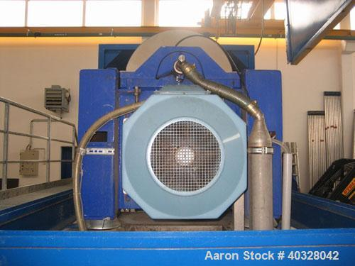 Used- Stainless Steel Alfa Laval Solid Bowl Decanter Centrifuge, XMNX-4565