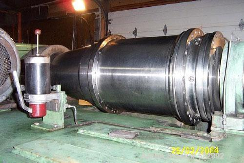 Used- Bird/Flottweg Solid Bowl Decanter Centrifuge, Model 2550