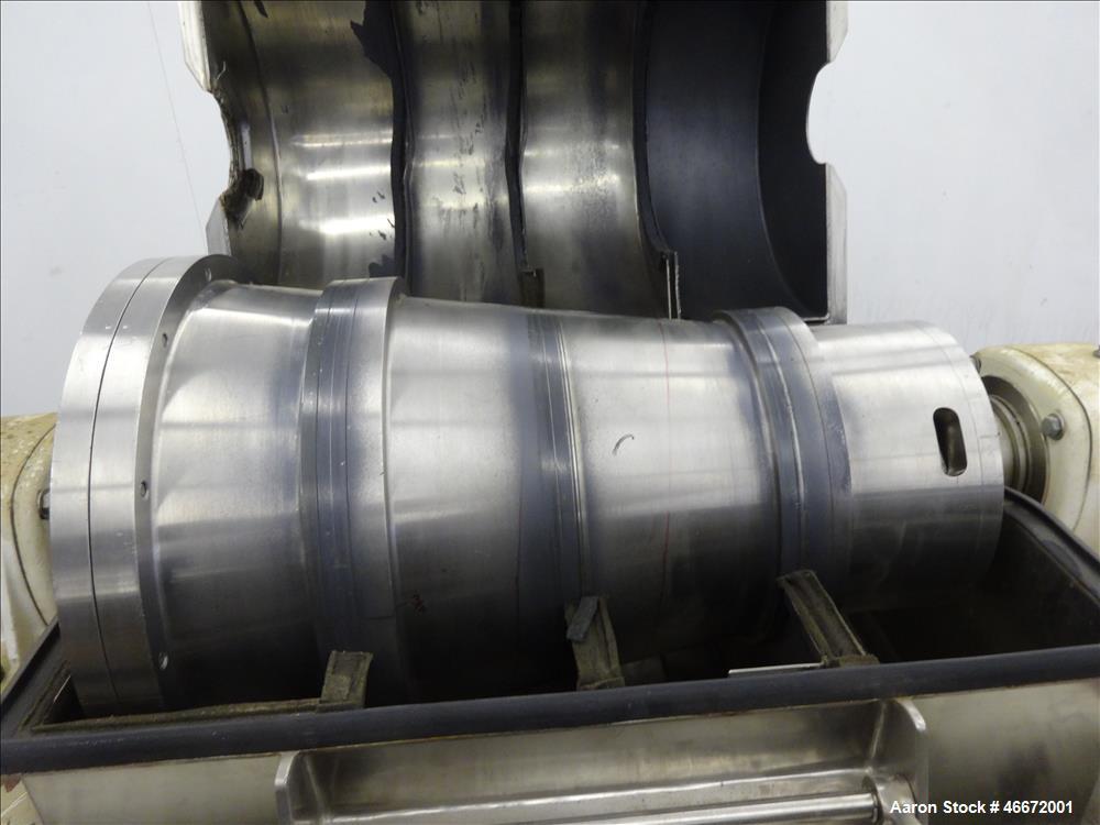 Used- De Laval AFNX-210-31B Solid Bowl Decanter Centrifuge