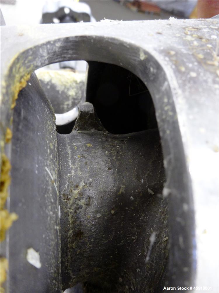"Used-Flottweg Z2L Solid Bowl Decanter Centrifuge OAD 48"" x 45"" x 45""T"
