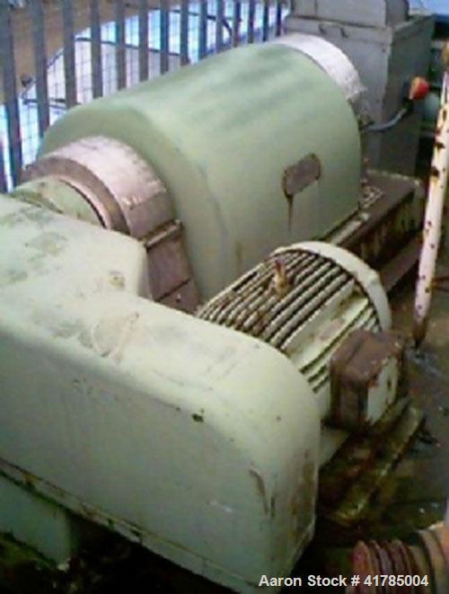 Used- Stainless Steel Flottweg Decanter Centrifuge