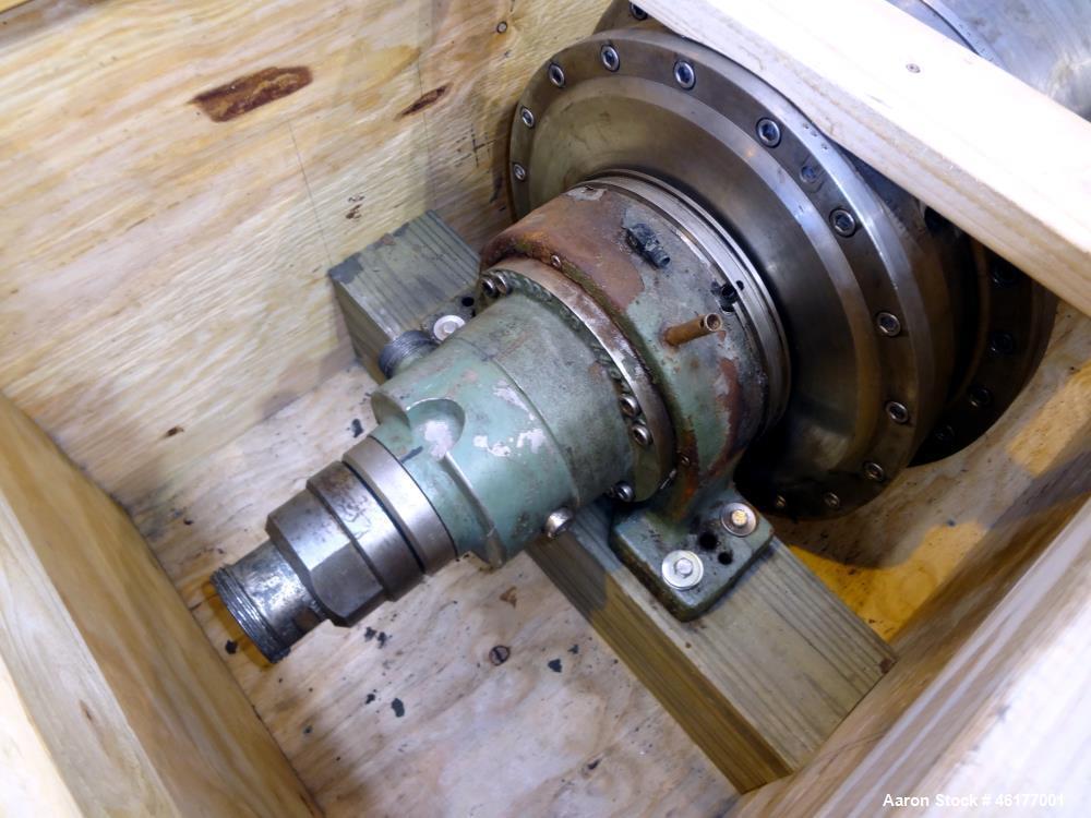"Used-Flottweg Z4D/3-441 Solid Bowl ""Tricanter"" Centrifuge"