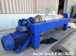 Used: Alfa Laval Delta-690 Solid Bowl Decanter Centrifuge