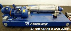 UNUSED: Flottweg Z32/4-451 Solid Bowl Decanter Centrifuge