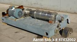 Used- Flottweg Z32-4/451 Solid Bowl Decanter Centrifuge