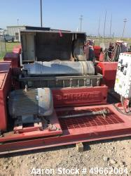 "Used- Hutchinson Hayes 5500 Solid Bowl Decanter ""Drilling Mud"" Centrifuge Skid. Stainless steel construction (product contac..."
