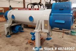 Used- Pieralisi Jumbo SPI 7 Decanter Centrifuge. Stainless steel construction on product contact areas, 2 phase. Capacity 3....
