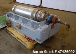 Used-Sharples P-3400 Super-D-Canter Centrifuge