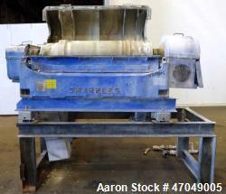 Used- Sharples P-3400 Super-D-Canter Centrifuge