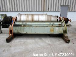 Used- Sharples SG-15 Super-D-Canter Centrifuge