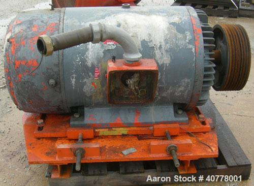 Used-Sharples PM-75000 Super-D-Canter Centrifuge, 316/317 stainless steel construction on product contact areas. Max bowl sp...