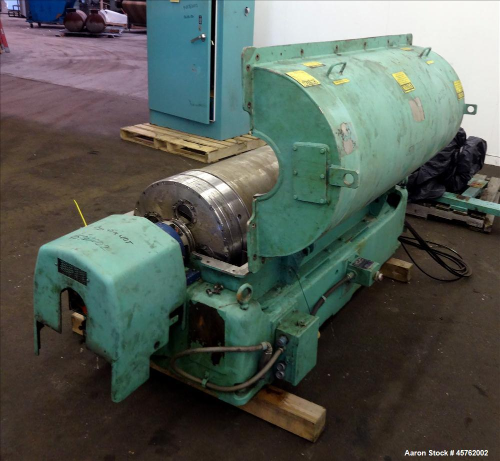 Used- Sharples DS-305 Super-D-Canter Centrifuge