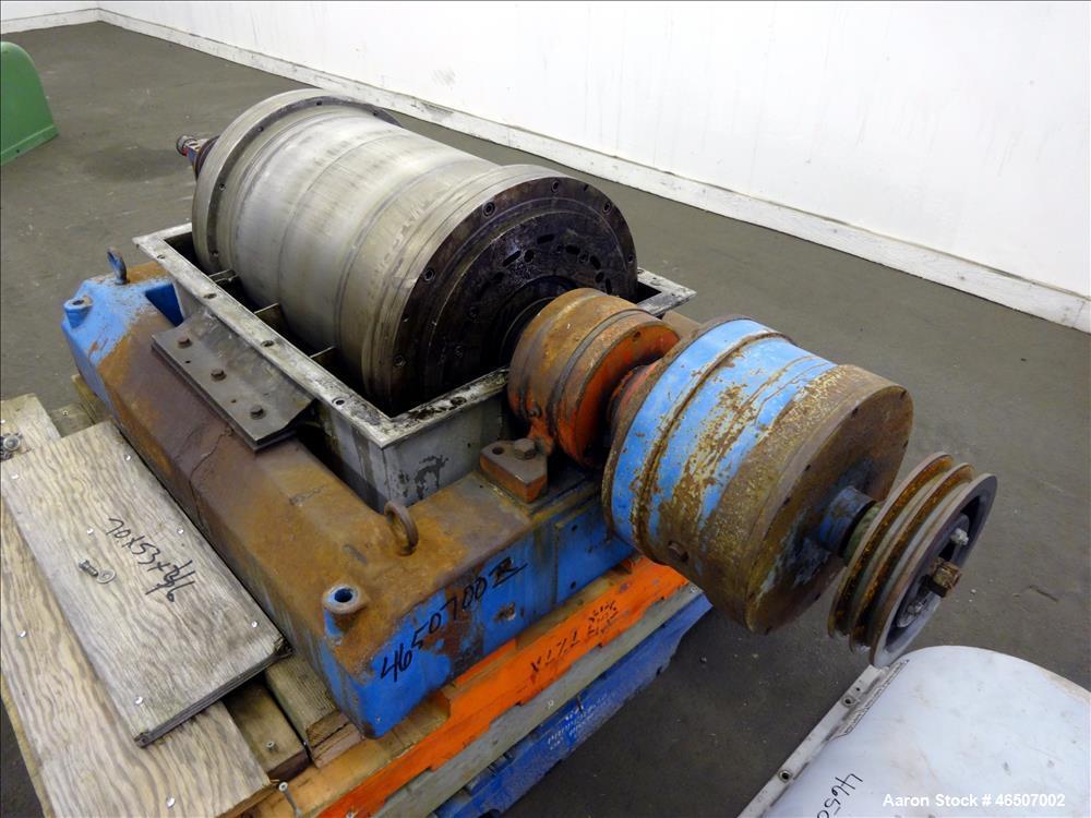 Used- Sharples P-2000 Super-D-Canter Centrifuge