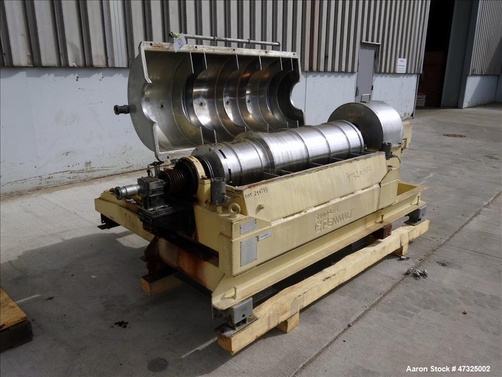Sharples P-3400SHS Super-D-Canter Centrifuge