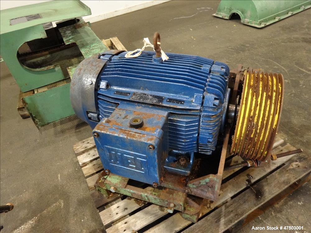 Used-Sharples P-4800 Super-D-Canter Centrifuge