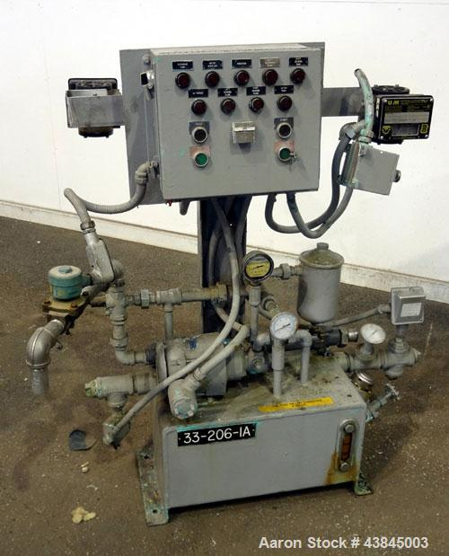 Used- Sharples P-5400 Super-D-Canter Centrifuge. 316/317 Stainless steel construction (product contact areas). Maximum bowl ...