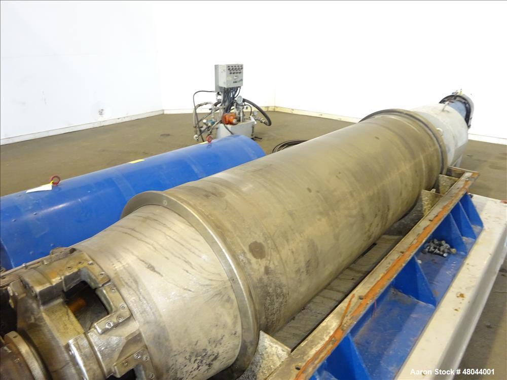 Used- Sharples P-5400 Super-D-Canter Centrifuge