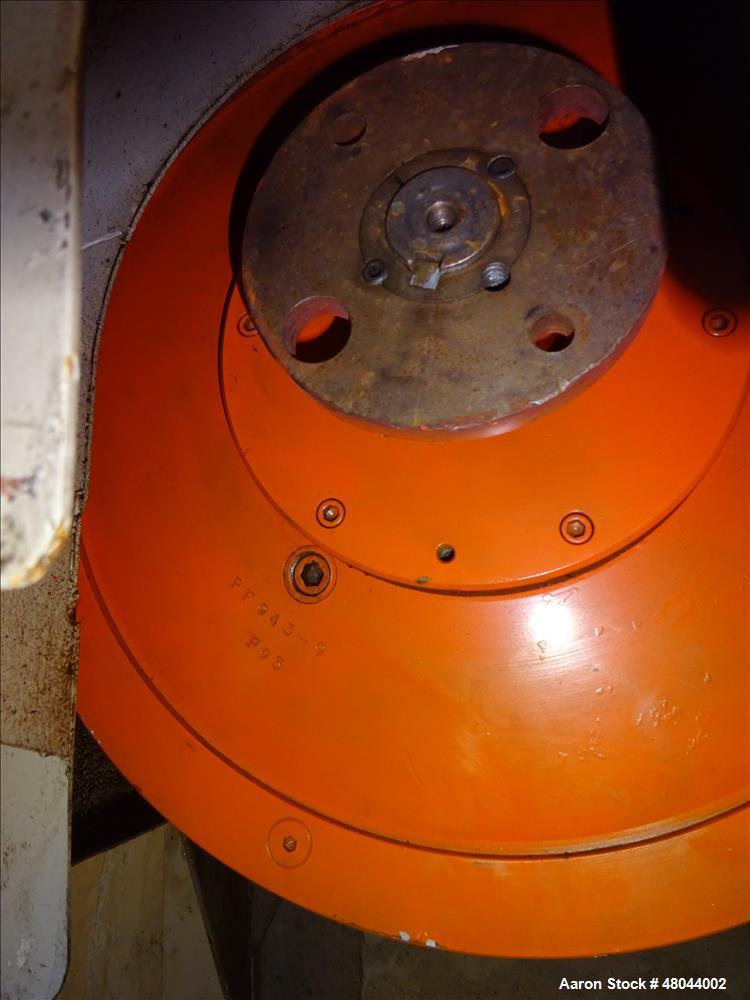 Used- Sharples P-5400 Super-D-Canter Centrifuge,
