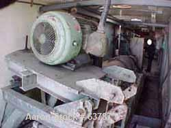 Used- Sharples PM-50000 Super-D-Canter Centrifuge, 316 Stainless Steel Construction (Product Contact Areas). Max bowl speed ...