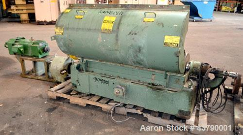 Used- Sharples PM-30000 Super-D-Canter Centrifuge. 316 Stainless steel construction (product contact areas), maximum bowl sp...
