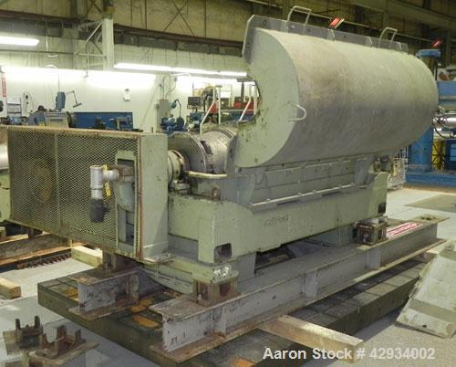 Used- Sharples PM-35000/SDC Super-D-Canter Centrifuge, 316 Stainless Steel Construction (Product Contact Areas). Max bowl sp...