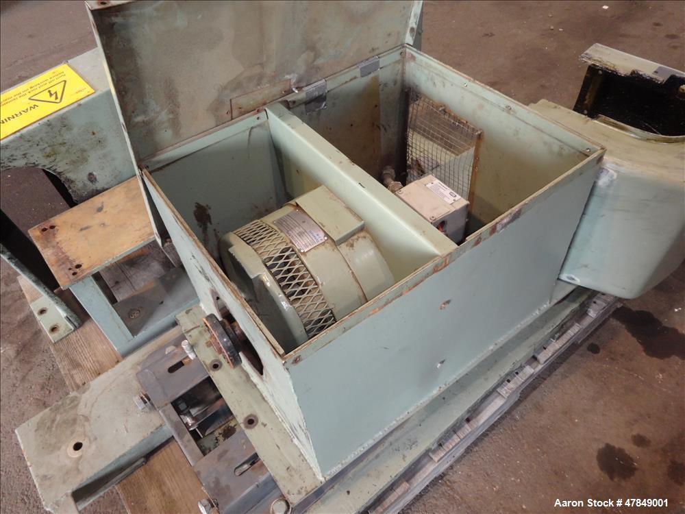 Used-Sharples PM-35000 Super-D-Canter Centrifuge