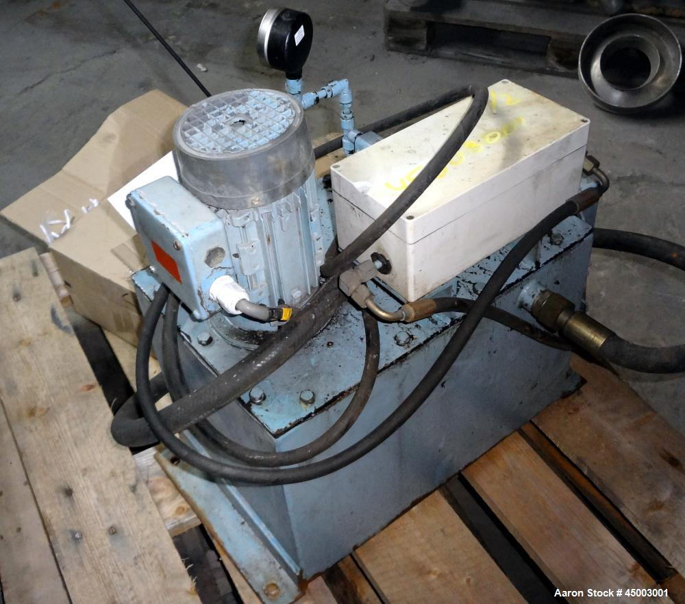 Used- Stainless Steel Sharples Super-D-Canter Centrifuge, PM-3600