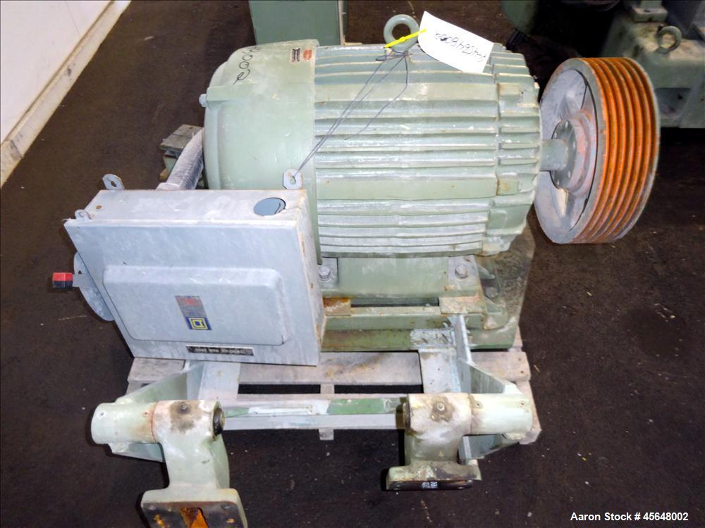 Sharples PM-40000 Super-D-Canter Centrifuge