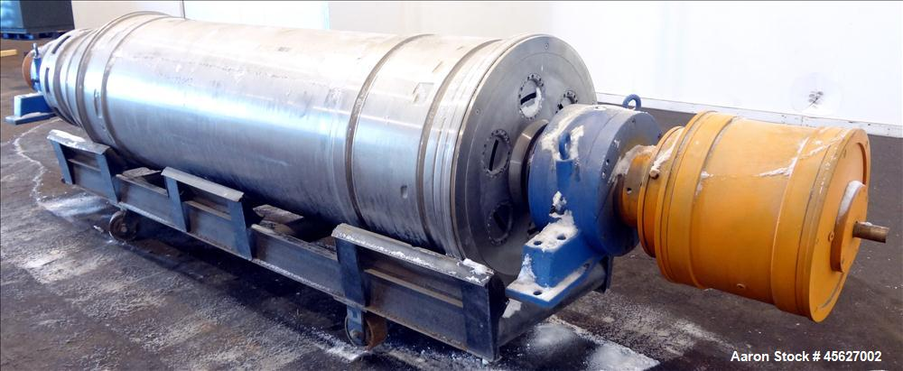 Alfa Laval SG-16 Super-D-Canter Centrifuge Rotating Assembly