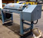 Used- Alfa Laval AVNX-718B-31G Solid Bowl Decanter Centrifuge. Stainless steel construction on product contact areas. Maximu...