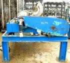 USED: Alfa Laval decanter type AVNX418B-31. Material of construction is 316 stainless steel on product contact parts. Max bo...