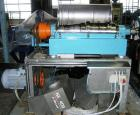 Used-Alfa Laval CFNX409S-11G, 3 phase decanter, reconditioned. New 1993. 11 kW (14 2/3 hp) motor.