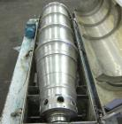 Used- Stainless Steel Alfa Laval Solid Bowl Decanter Centrifuge, UVNX-418B-31