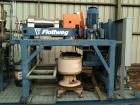 Used-Flottweg Z-23-3/441 Tricanter Solid Bowl Centrifuge. Stainless steel construction (product contact areas), max bowl spe...