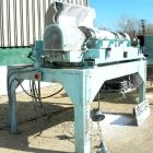 USED: IHI HS-325FS solid bowl decanter centrifuge, stainless steel construction on product contact areas. 12.7