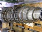Used-Sharples P-35000 Super-D-Canter Centrifuge. Stainless steel construction (product contact areas), max bowl speed 3150 r...