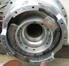 Used:Sharples P-3400 Super-D-Canter Bowl assembly, 316 stainless steel. 4.25