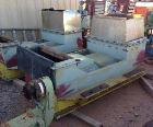 Used- Sharples Super-D-Canter Centrifuge, P-5000
