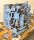 Used- Stainless Steel Sharples Model Vertical Super-D-Canter Centrifuge