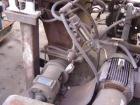 USED: Sharples p-3000 Super-D-Canter centrifuge, 316 S/S. Cylinder design, 3