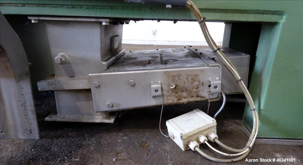 Used- Westfalia AD-0509 Solid Bowl Decanter Centrifuge
