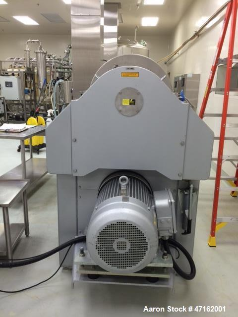 Used- Westfalia Clarifier Decanter Centrifuge