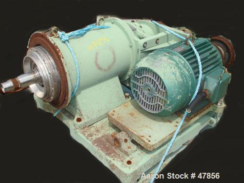 Used- Stainless Steel Westfalia Decanter Centrifuge