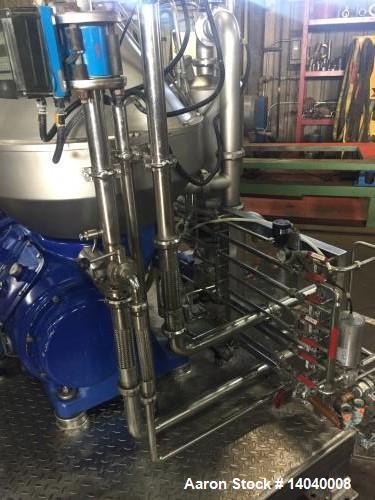 Used- Alfa Laval Brew 300 (BRPX-710-SFD-34CCL) Desludger Disc Centrifuge