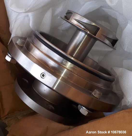 Used- Alfa Laval CH-700C Desludger Disc Centrifuge.