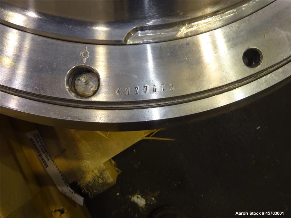 Used- Alfa Laval CHPX-513-SDG-34 Desludger Disc Centrifuge.