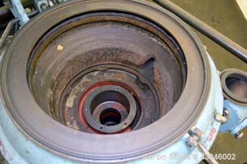Used- Alfa-Laval MAPX-309-B-14-60 Desludger Disc Centrifuge